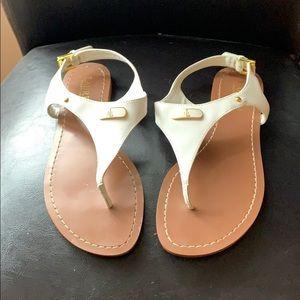 Ralph Lauren sandals!